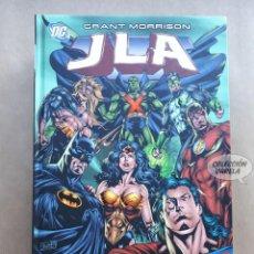 Cómics: JLA DE GRANT MORRISON - INTEGRAL - PLANETA - JMV. Lote 195418455