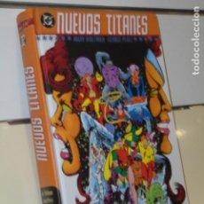 Cómics: NUEVOS TITANES CLASICOS DC TOMO 2 MARV WOLFMAN Y GEORGE PEREZ - PLANETA. Lote 195420466