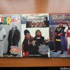 Cómics: COMICS DE KEVIN SMITH - CLERKS, PERSIGUIENDO A DOGMA Y BLUNTMAN AND CHRONIC.. Lote 195420821