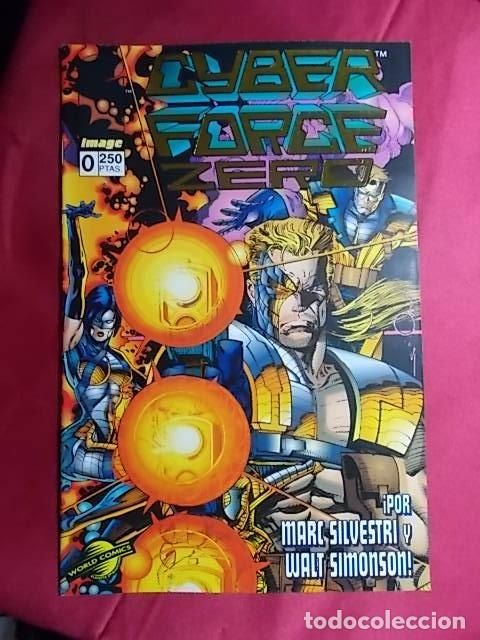CYBER FORCE . Nº 0 . PLANETA (Tebeos y Comics - Planeta)