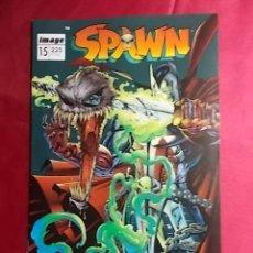 Cómics: SPAWN. Nº 15. WORLD COMICS. IMAGE. PLANETA. Lote 195512111