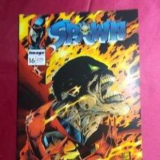 Cómics: SPAWN. Nº 16. WORLD COMICS. IMAGE. PLANETA. Lote 195512147