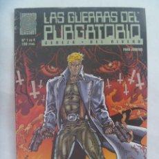 Cómics: LABERINTO : LAS GUERRAS DEL PURGATORIO , Nº 1. DE PLANETA DEAGOSTINI, 1996. Lote 195525563