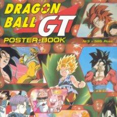 Cómics: DRAGON BALL. POSTER-BOOK. EDITORIAL PLANETA DEAGOSTINI, 1989. AKIRA TORIYAMA. Lote 196122841