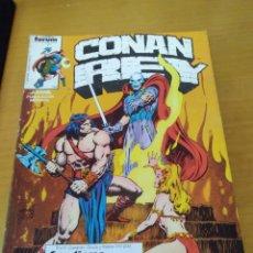 Cómics: CONAN REY RETAPADO 11 AL 15. Lote 210328002