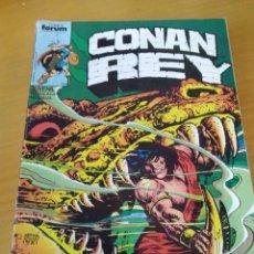 Cómics: CONAN REY RETAPADO 6 AL 10. Lote 210328031