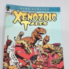 Comics: XENOZOIC TALES Nº 2 - MARK SCHULTZ / PLANETA. Lote 196781422