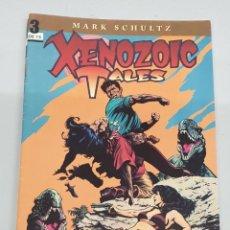 Comics: XENOZOIC TALES Nº 3 - MARK SCHULTZ / PLANETA. Lote 196781490