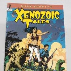 Comics: XENOZOIC TALES Nº 7 - MARK SCHULTZ / PLANETA. Lote 196781630