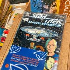 Cómics: DC , STAR TREK. LA NUEVA GENERACIÓN - COMPLETA - 12 NÚMEROS . Lote 196937125