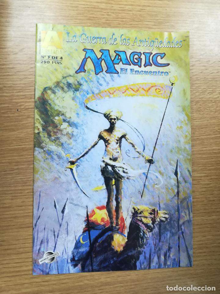 MAGIC LA GUERRA DE LAS ANTIGUEDADES #3 (Tebeos y Comics - Planeta)