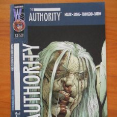 Cómics: THE AUTHORITY - Nº 32 - WILDSTORM - WORLD COMICS - PLANETA (FK). Lote 197623643