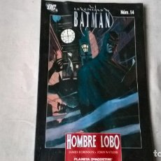 Comics : COMIC: LEYENDAS DE BATMAN DC 14. PRECINTADO. Lote 197692077