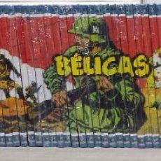 Cómics: HAZAÑAS BÉLICAS COLECCIÓN COMPLETA 75 TOMOS 1 AL 75 TAPA DURA (BOIXCAR) PLANETA. Lote 198214215