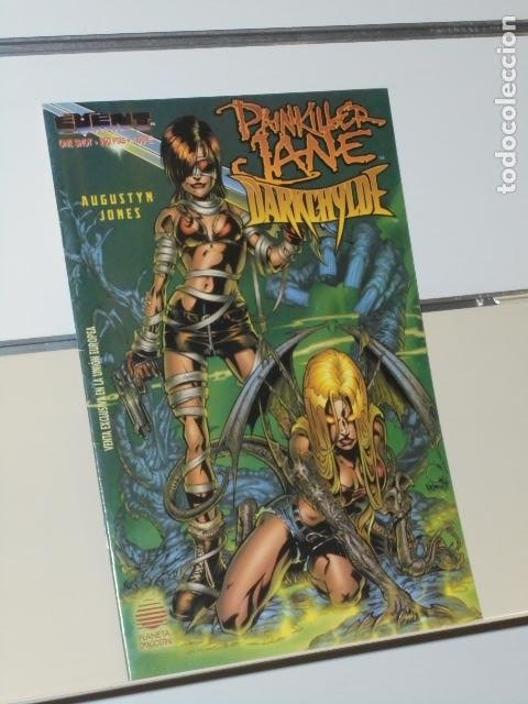 ONE SHOT PAINKILLER JANE Y DARKCHYLDE WORLD COMICS - PLANETA (Tebeos y Comics - Planeta)