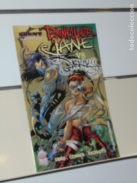 ONE SHOT PAINKILLER JANE VS DARKNESS WORLD COMICS - PLANETA (Tebeos y Comics - Planeta)