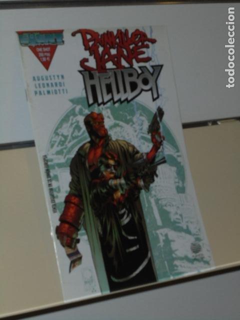 ONE SHOT PAINKILLER JANE HELLBOY WORLD COMICS - PLANETA (Tebeos y Comics - Planeta)
