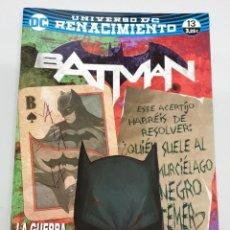 Cómics: BATMAN Nº 68 / 13 : LA GUERRA DE BROMAS Y ACERTIJOS PRIMERA PARTE - UNIVERSO RENACIMIENTO / DC - ECC. Lote 269473198