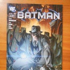 Fumetti: BATMAN VOLUMEN 2 Nº 47 - DC - PLANETA (9Ñ2). Lote 198403323