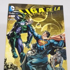 Fumetti: LIGA DE LA JUSTICIA Nº 38 - GEOFF JOHNS - JEFF LEMIRE / DC - ECC. Lote 198466622