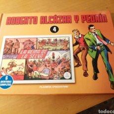 Comics: ROBERTO ALCAZAR Y PEDRIN TOMO Nº 4 - PLANETA DE AGOSTINI. Lote 198838458