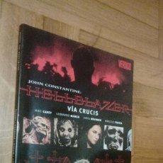 Cómics: HELLBLAZER, VÍA CRUCIS (MIKE CAREY / LEONARDO MANCO / CHRIS BRUNNER / M. FRUSIN). Lote 199666595