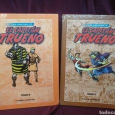 Cómics: EL CAPITÁN TRUENO VOL. 3 Y 5. Lote 199700000