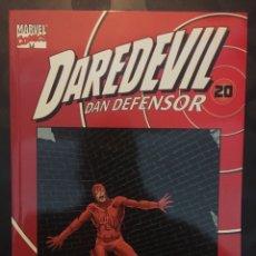 Comics : DAREDEVIL DAN DEFENSOR COLECCIONABLE N.20 EL PRECIO . ( 2003 ).. Lote 199872596