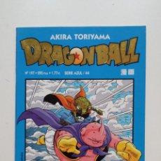 Comics : DRAGONBALL Nº 197 SERIE AZUL 44. AKIRA TORIYAMA. PLANETA DE AGOSTINI. DRAGON BALL. TDKC51. Lote 200078742