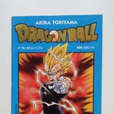 Comics : DRAGONBALL Nº 196 SERIE AZUL 43. AKIRA TORIYAMA. PLANETA DE AGOSTINI. DRAGON BALL. TDKC51. Lote 200078761