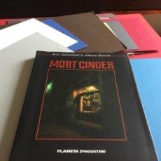 Cómics: INTEGRAL MORT CINDER POR H. G. OESTERHELD Y ALBERTO BRECCI. Lote 200513586