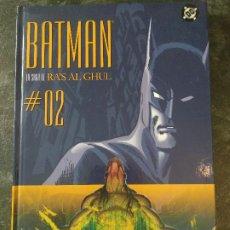 Cómics: BATMAN - LA SAGA DE RAS AL GHUL Nº 2 - DENNIS O'NEIL - PLANETA DEAGOSTINI. Lote 185974555