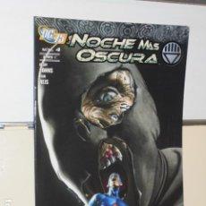 Comics : LA NOCHE MAS OSCURA Nº 4 - PLANETA. Lote 201304970