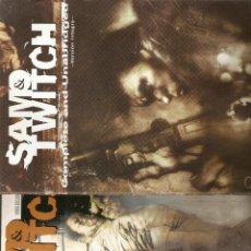 Cómics: SAM AND TWITCH VOL. 1 - Nº 1 Y 2 - AÑO 2000 - EDITORIAL PLANETA-DEAGOSTINI, S. A. · WORLD COMICS -. Lote 201309852
