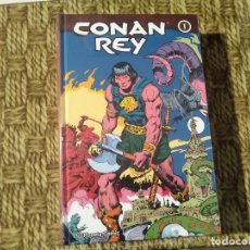 Fumetti: CONAN REY - NÚMERO 1 - PLANETA CÓMIC INTEGRAL. Lote 201503798