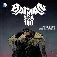 Fumetti: BATMAN: AÑO 100 (DE PAUL POPE )-MUY BUENO, NUEVO Y REBAJADO-. Lote 201780706