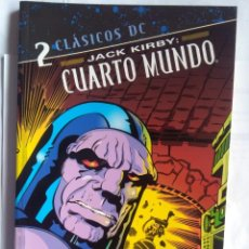 Fumetti: CLÁSICOS DC CUARTO MUNDO 2 JACK KYRBY. Lote 203045540