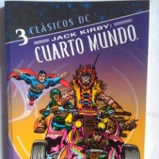 Fumetti: CLÁSICOS DC CUARTO MUNDO 3 JACK KYRBY. Lote 203045616