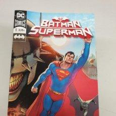 Cómics: BATMAN / SUPERMAN Nº 1 - EMPIEZA LA BUSQUEDA DE LOS INFECTADOS / DC - ECC. Lote 278230478