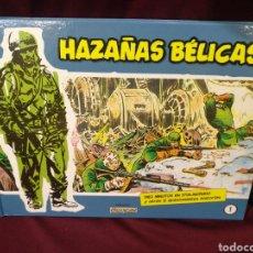 Cómics: HAZAÑAS BELICAS, TOMO 1, PLANETA, TAPAS DURAS. Lote 203560451