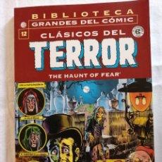 Comics : CLASICOS DEL TERROR 12 PLANETA. Lote 203588620