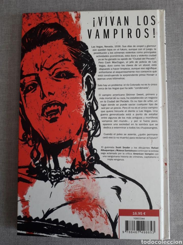 Cómics: American Vampire tomo 2. Tapa dura - Foto 2 - 204414610