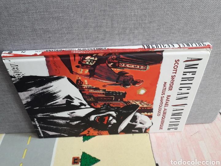 Cómics: American Vampire tomo 2. Tapa dura - Foto 3 - 204414610