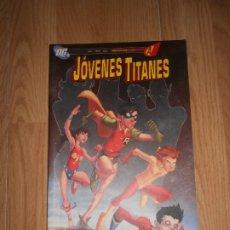 Cómics: JOVENES TITANES AÑO UNO - AMY WOLFRAM / KARL KERSCHL - DC - PLANETA. Lote 204510496