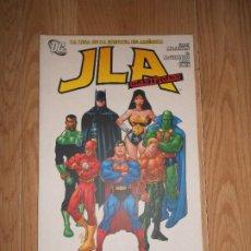 Cómics: JLA CLASIFICADO - MORRISON / MCGUINESS / VINES - DC - PLANETA. Lote 204511333