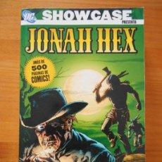 Cómics: JONAH HEX Nº 1 - SHOWCASE PRESENTA - DC - PLANETA (Z). Lote 204637306