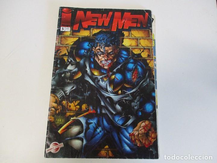 IMAGE NEW MEN Nº 5 WORLD COMICS PLANETA (Tebeos y Comics - Planeta)