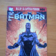 Cómics: BATMAN VOLUMEN 2 Nº 49 - DC - PLANETA (Z). Lote 204975750