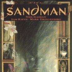 Cómics: COMIC THE SANDMAN, Nº 1 - PLANETA DEAGOSTINI. Lote 288366863
