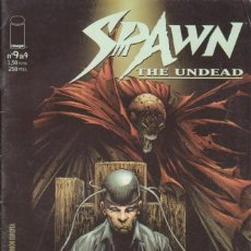 Cómics: CÓMIC IMAGE ` SPAWN - THE UNDEAD ´ Nº 9 ED. PLANETA / WORLD. Lote 205712255